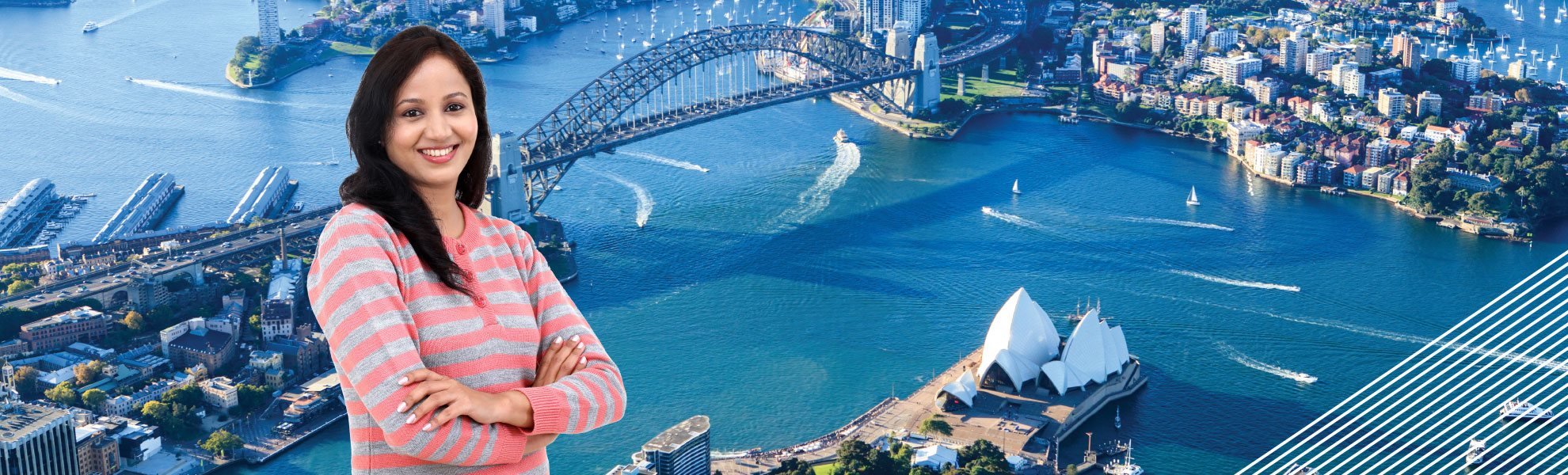 Building you up to study abroad